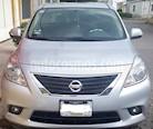 Foto venta Auto usado Nissan Versa Advance  (2014) color Plata precio $113,000