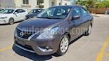 Foto venta Auto usado Nissan Versa Advance (2018) color Gris precio $191,900