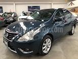 Foto venta Auto usado Nissan Versa Advance  (2017) color Azul precio $189,000