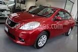 Foto venta Auto Seminuevo Nissan Versa Advance (2012) color Rojo precio $129,000