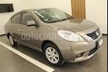 Foto venta Auto usado Nissan Versa Advance (2014) color Gris precio $145,000