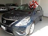 Foto venta Auto Seminuevo Nissan Versa Advance (2015) color Azul precio $165,900