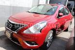 Foto venta Auto Seminuevo Nissan Versa Advance (2015) color Rojo precio $155,000