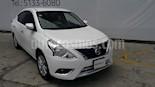 Foto venta Auto usado Nissan Versa Advance  (2018) color Blanco precio $168,000