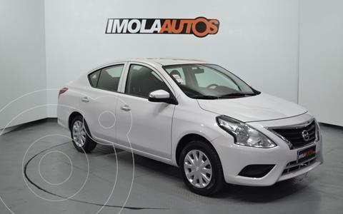 Nissan Versa Sense usado (2018) color Blanco precio $1.700.000