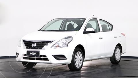 Nissan Versa Sense usado (2019) color Blanco precio $1.390.000