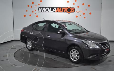 Nissan Versa Sense usado (2019) color Gris Oscuro precio $1.250.000