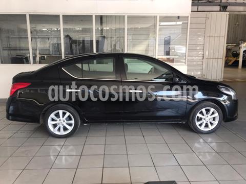 foto Nissan Versa Advance Aut usado (2018) color Negro precio $1.040.000