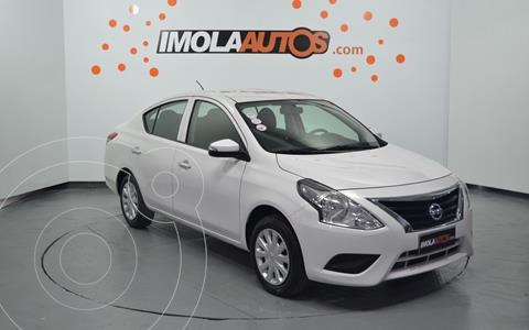 Nissan Versa Sense usado (2019) color Blanco precio $1.500.000