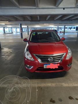 Nissan Versa Advance usado (2017) color Rojo precio $1.290.000
