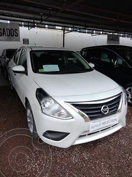 Nissan Versa Sense usado (2017) color Blanco precio $1.470.000