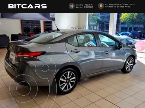 Nissan Versa Advance Aut nuevo color Gris Oscuro precio $2.690.000