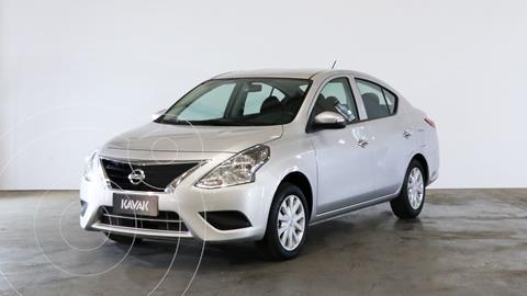 Nissan Versa Advance usado (2019) color Plata precio $1.460.000