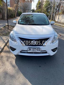 Nissan Versa 1.6L Sense Aut usado (2017) color Blanco precio $7.700.000