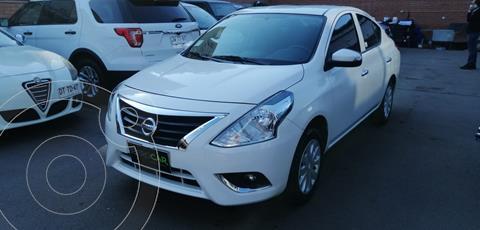 Nissan Versa 1.6L Sense usado (2019) color Blanco precio $9.490.000