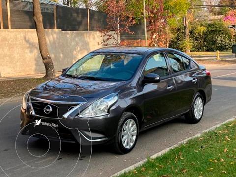 Nissan Versa 1.6L Sense  usado (2019) color Gris precio $8.690.000