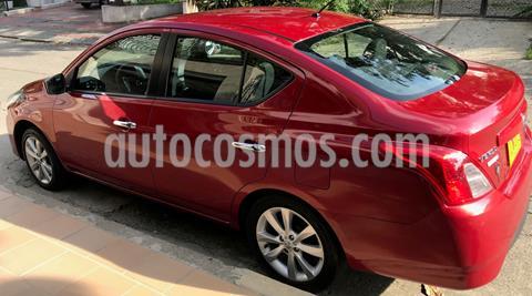 Nissan Versa Advance usado (2015) color Rojo precio $30.500.000