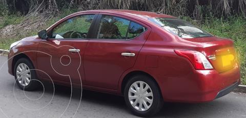 Nissan Versa Sense  usado (2017) color Rojo precio $31.000.000