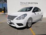 Foto venta Auto usado Nissan Versa Drive (2017) color Blanco precio $155,000