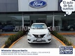 Foto venta Auto usado Nissan Versa Exclusive Aut color Blanco precio $185,000