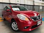 Foto venta Auto usado Nissan Versa Exclusive Aut (2013) color Rojo precio $135,000