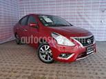 Foto venta Auto usado Nissan Versa Exclusive Aut  (2016) color Rojo precio $185,000