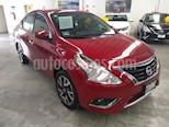 Foto venta Auto usado Nissan Versa Exclusive Aut  color Rojo precio $169,000