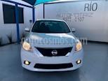 Foto venta Auto usado Nissan Versa Exclusive Aut  (2016) color Blanco precio $179,000