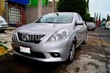 Foto venta Auto usado Nissan Versa Exclusive Aut  (2014) color Plata precio $135,000
