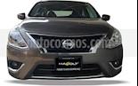 Foto venta Auto usado Nissan Versa Exclusive Aut (2018) color Gris precio $224,250