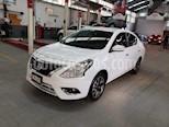 Foto venta Auto usado Nissan Versa Exclusive Aut color Blanco precio $205,000