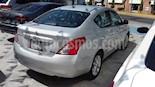 Foto venta Auto usado Nissan Versa Exclusive Aut  color Plata precio $140,000