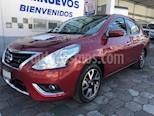Foto venta Auto usado Nissan Versa EXCLUSIVE NAVI A/T A/C 1.6L color Rojo Vino precio $179,900