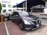 Foto venta Auto usado Nissan Versa EXCLUSIVE NAVI A/T A/C 1.6L (2015) color Azul precio $174,900