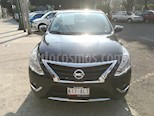 Foto venta Auto Seminuevo Nissan Versa Exclusive NAVI Aut (2017) color Negro precio $199,000