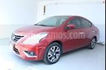 Foto venta Auto Seminuevo Nissan Versa Exclusive NAVI Aut (2016) color Rojo precio $196,000