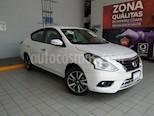 Foto venta Auto usado Nissan Versa Exclusive NAVI Aut color Blanco precio $255,000