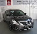 Foto venta Auto usado Nissan Versa Exclusive NAVI Aut (2015) color Gris precio $160,000