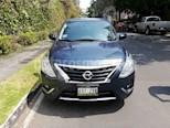 Foto venta Auto usado Nissan Versa Exclusive NAVI Aut (2015) color Azul precio $135,900