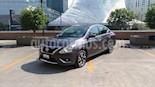 Foto venta Auto usado Nissan Versa Exclusive NAVI Aut color Azul precio $165,000