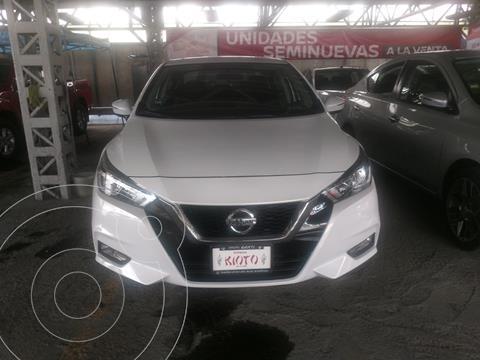 Nissan Versa Advance Aut usado (2020) color Blanco precio $304,000