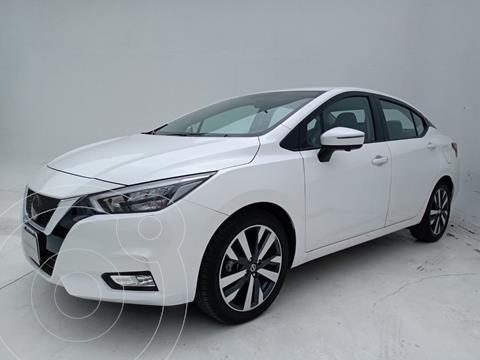 Nissan Versa Platinum Aut usado (2020) color Blanco precio $343,000