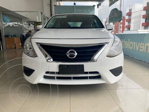 Nissan Versa Drive usado (2018) color Blanco precio $168,000