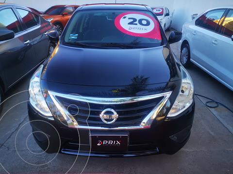 Nissan Versa Sense Aut usado (2019) color Negro precio $212,000