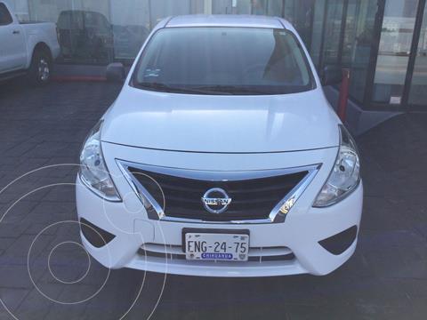 Nissan Versa Drive usado (2018) color Blanco precio $153,000
