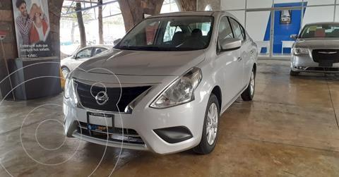Nissan Versa Sense Aut usado (2019) color Plata Dorado precio $174,900