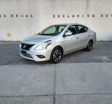 Nissan Versa Advance usado (2019) color Plata Dorado precio $199,000