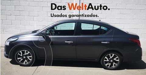 Nissan Versa Exclusive Aut  usado (2016) color Acero precio $160,000