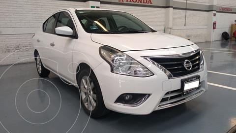 Nissan Versa Advance usado (2015) color Blanco precio $137,000