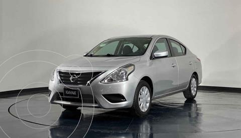 Nissan Versa Sense Aut usado (2018) color Blanco precio $189,999